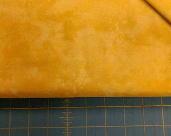 Yellow Toscana fabric. texture blender quilting cotton quilters Northcott 2338