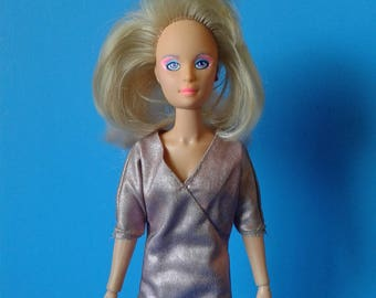 """Vintage Doll """" Jem and the Holograms Doll HTF """" 1980's Hasbro"""