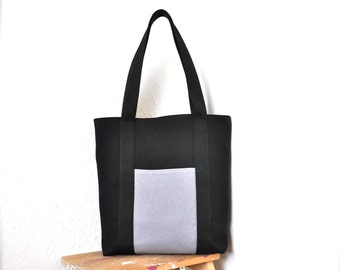 NEW tote, canvas tote, canvas bag, shopping bag, book bag, shoulder bag, cotton canvas bag, tote bag