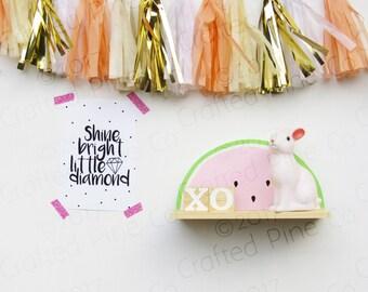 Watermelon shelf - wooden scandinavian shelf - pink watermelon pine decorative shelf - kids decor - girls room