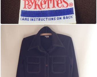 Pykettes Brown Jacket