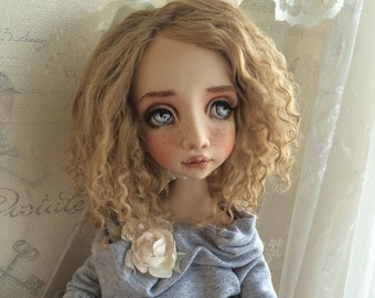 OOAK Art doll Katrin