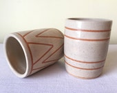 Handmade Ceramic Cups