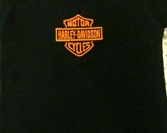 Kids Harley Davidson shirts!