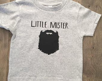 Little Mister T-shirt