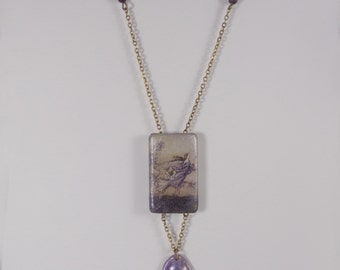 Rackham Fairytale Pendant Necklace