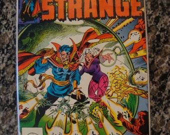 Doctor Strange Issue 54 Marvel comics