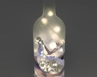 Grey Goose Bottle Lamp / Gifts for Men / Gift Ideas