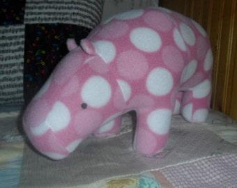 Easter Hippopotamus