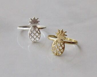 Pineapple Ring- FREE SHIPPING