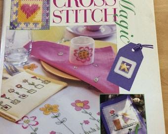 Cross stitch Magic magazine/ pattern issue no 27