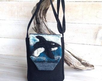 Cell phone sling bag | Etsy