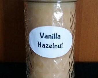Vanilla Hazelnut 12 oz. Candle