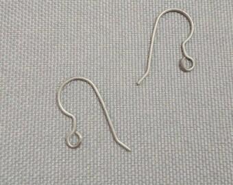 hooks titanium gross (so without nickel, anti allergy)