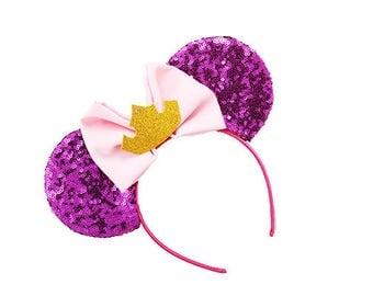 Princess Aurora Sleeping Beauty Mouse Ears