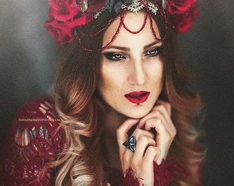 SOLD! Red queen