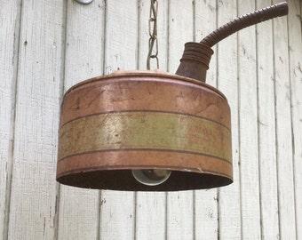 rustic lighting, rustic pendant light, pendant light, industrial lighting, industrial pendant light, rustic light, vintage lighting.