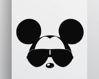 Mickey Mouse SVG file; 99 cent mickey file; 99 cent svg;