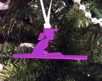 Purple Female Coxswain