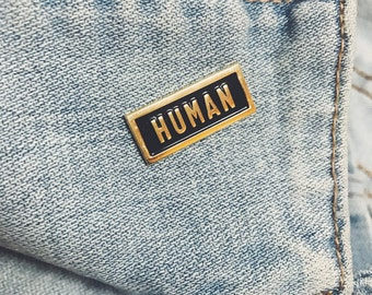 Human Pin