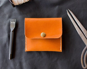 Leather Coin Wallet, Leather Coin Purse, Mens Coin Purse, Leather Coin Holder, Leather Coin Pouch, Leather Coin Purse For Men,