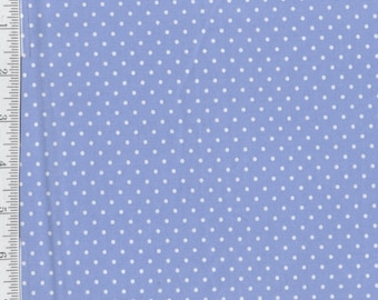 Lakehouse Polka dots - Per Yard- Lakehouse -  No Pam Kitty Here! Blue