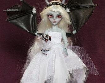 """BJD """"Cursed Bride"""" Elizabeth"""