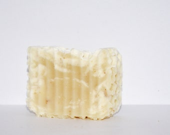 Honey Oat Cold Pressed Soap - Unscented Soap - Hand Soap - Bar Soap
