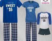 Birthday Pajamas I Put th...