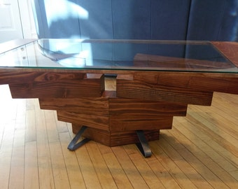 Wing Span Coffee Table