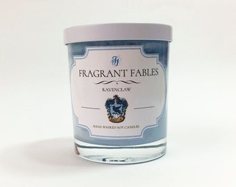 Ravenclaw House | Harry Potter | Scented Soy Wax Candle