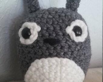Totoro Amigurumi Plush Toy