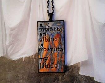 Nirvana Smells Like Teen Spirit Pendant Necklace