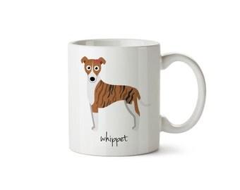 Whippet Mug (girl)