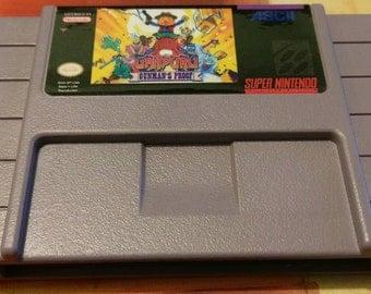 Ganpuru: Gunman's Proof - Super Nintendo SNES - Repro English Translation - Reproduction