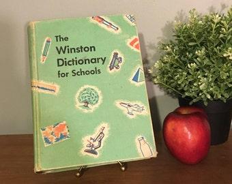 Winston School Dictionary copyright 1960