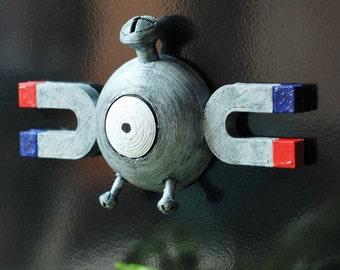 Magnemite Pokemon Go Fridge Magnet Super Cute Funky