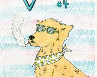 Cool Dog Issue 4