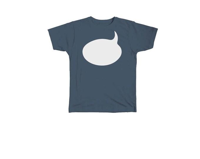 Speech Bubble T-shirt for Kids