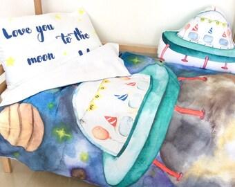 Spaces Bedding set