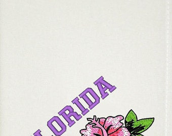 FLORIDA design cloth napkin set