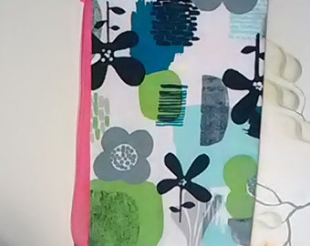 Zipper pouch, purse, cosmetic bag