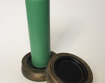 2 1/2 Inch Pillar Candle Holder