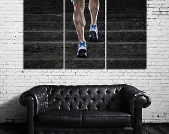 fitness motivation workout motivation crossfit gym motivation gym decor gym wall decor gym wall art gym art home gym decor gym print