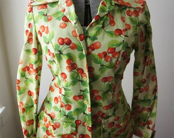 2 pc Cherry suit free shipping!