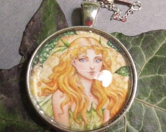 Forest Fairy pendant