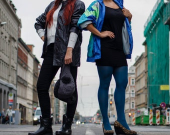 90 training jacket M/L sports jacket true vintage jacket adidas Vaporwave hipster blogger blue turquoise green sporty