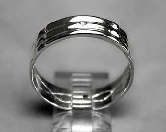 Atlantis Ring 925 Solid Sterling Silver Talisman Amulet Handcrafted
