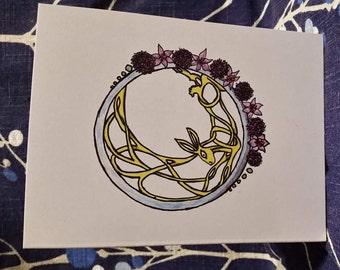 Celtic Lunar Rabbit