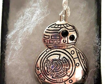 BB8 Star Wars Necklace